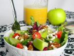 Công thức làm salad táo rau củ chỉ trong 10 phút