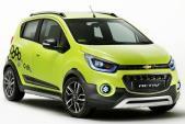 Chevrolet ra mắt xe cỡ nhỏ, giá rẻ Beat Activ mới