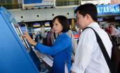 Khách đi máy bay sau Tết có thể làm thủ tục check – in bằng điện thoại