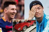 Lionel Messi chi 32 triệu euro tậu siêu xe cổ Ferrari