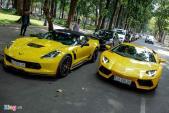 6 chiếc Lamborghini mới xuất hiện ở Sài Gòn