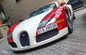 Cận cảnh siêu xe nhanh nhất Việt Nam trên phố Sài Gòn