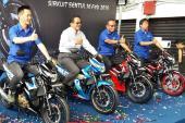 Soi chi tiết Suzuki Satria FU150 thế hệ mới giá 36 triệu