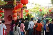 """TP HCM: Dịch vụ thuê xe đi lễ hội """"chặt chém"""" sau Tết"""
