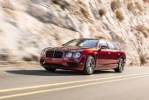 Bentley trình làng Flying Spur V8 S