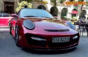 """""""Hàng hiếm"""" Porsche 911 độ full kit TechArt tại Việt Nam"""
