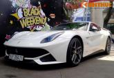 Chạm mặt Ferrari F12Berlinetta 21 tỷ của thiếu gia Phan Thành