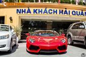 Siêu xe Lamborghini mui trần 24,5 tỷ độc nhất Việt Nam