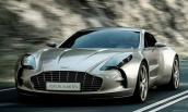 Siêu xe trăm tỷ Aston Martin One-77 chạy trốn fan hâm mộ