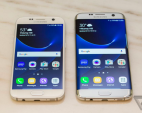 Cận cảnh bộ đôi Galaxy S7 và S7 Edge
