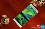 Smartphone RAM 6 GB, màn hình cong 2 cạnh của Vivo lộ ảnh