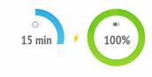 Bất ngờ với công nghệ sạc pin 15 phút dùng 10 giờ đồng hồ
