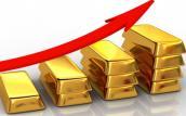 Giá vàng dự báo sẽ chạm mức 1.400 USD/ounce