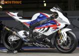 Ngắm bản đua World SBK của siêu môtô BMW S1000RR