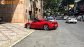 """""""Siêu ngựa"""" Ferrari F458 Italia 15 tỷ của thiếu gia Phan Thành"""