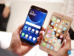 So sánh Galaxy S7 Edge vs iPhone 6s Plus: Chạm trán nảy lửa