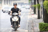 Uber khởi động dịch vụ dành cho xe máy tại Thái Lan