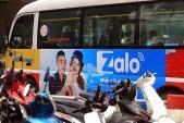 Zalo có 45 triệu người dùng, bằng thuê bao di động của Viettel