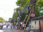"""Năm 2016 Hà Nội sẽ dọn """"mạng nhện"""" cáp trên 196 tuyến phố"""