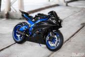"""""""Quái vật"""" Yamaha R6 độ full carbon siêu cá tính"""