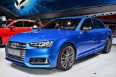 2017 Audi S4 Avant ra mắt tại 2016 Geneva Motor Show