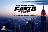 """""""Đột nhập"""" phim trường Fast & Furious 8 soi xế khủng"""
