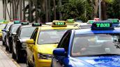 Các hãng taxi bắt đầu giảm giá cước từ 300-1000 đồng/km