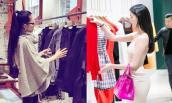 Hai sao Việt duy nhất đặt chân vào shop của bà Beck