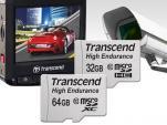 Transcend ra mắt thẻ nhớ chuyên dùng cho camera hành trình