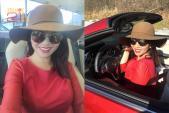 Tuyển tập xế khủng của Hoa hậu Khả ái Vivian Văn