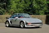 """Cặp đôi Porsche 911 Turbo Flatnose """"mũi tẹt"""" siêu độc đáo"""