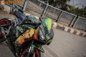 Siêu môtô Honda CBR1000RR độ Rocker của biker 9x Việt