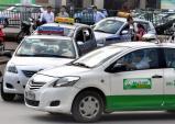 Các hãng taxi bắt đầu thực hiện giảm giá cước