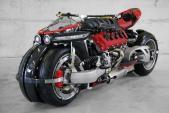 """Siêu môtô đặc chế """"khủng"""" nhất Thế giới Lazareth LM847"""