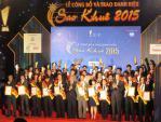 Gần 100 sản phẩm, dịch vụ CNTT được đề cử tham gia Sao Khuê 2016