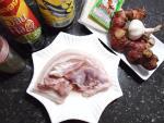 Thịt áp chảo ngũ vị hương thơm giòn ăn là mê