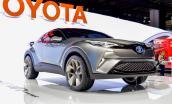 Toyota cạnh tranh phân khúc mini SUV bằng mẫu xế ấn tượng