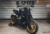 Honda CB600F độ phong cách Street Fighter