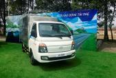 Hyundai Porter H100: mẫu xe tải hấp dẫn với tài xế Việt