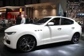 Soi SUV hạng sang Maserati Levante