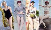 Những lần bạn gái Sơn Tùng M-TP mặc bikini gây sốt