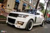 SUV hạng sang Range Rover độ