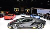 Hút mắt với dàn siêu xe tại Geneva Motor Show 2016 (P1)