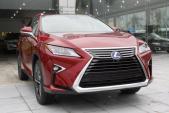 Xế sang Lexus RX450h 2016 giá hơn 4 tỷ đồng ra mắt dân chơi Hà thành