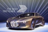 Bản concept Vision Next 100 được BMW hướng cho 100 năm tới
