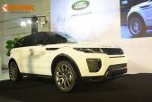 Land Rover Evoque 2016 có giá hơn 3 tỷ tại Việt Nam