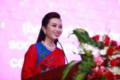 Thu Hương tổ chức thành công Diễn đàn Nữ lãnh đạo quốc tế 2016