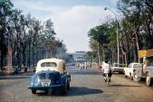 Hồi sinh taxi cổ Renault 4CV 1954