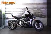 Môtô đẹp nhất Thế giới Ducati XDiavel S về VN giá 1,2 tỷ