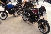 Môtô Wolf 300cc của SYM giá 129 triệu sắp về Việt Nam